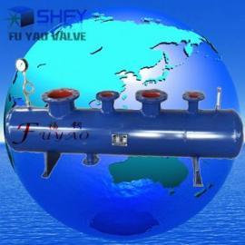 分集水器-分水集水器-供暖系统分配器