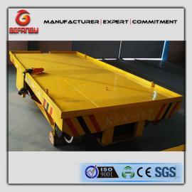 代替叉车\拖车12吨侧滑线电动平车公司