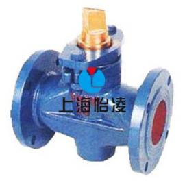 上海旋塞阀生产厂家|上海怡凌X43T二通铜芯旋塞阀