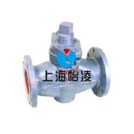 供应上海旋塞阀|上海怡凌X43W二通铸铁旋塞阀