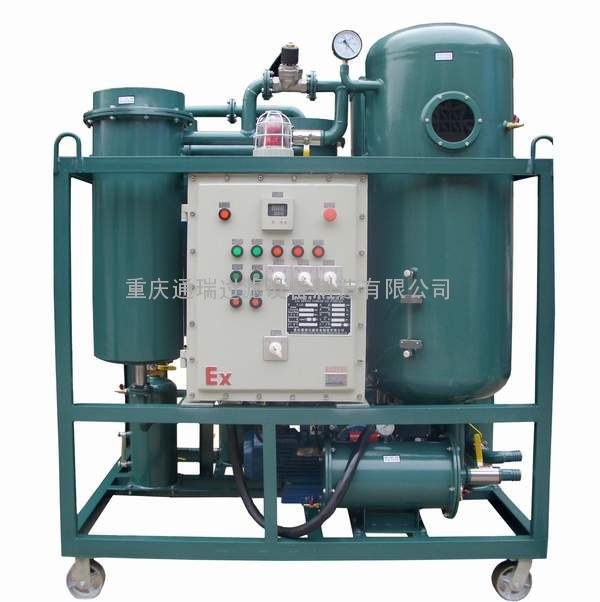 TR/通瑞牌 ZJC-100F(CT4)防爆型透平油专用滤油机