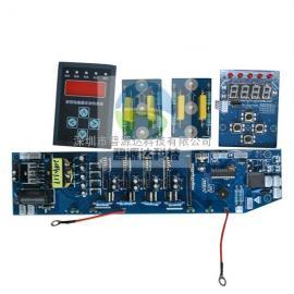 *新款程序30KW-60KW电磁加热控制板