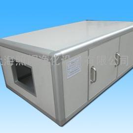 照阔品牌厂家热销初中效高效空气过滤器空调净化箱
