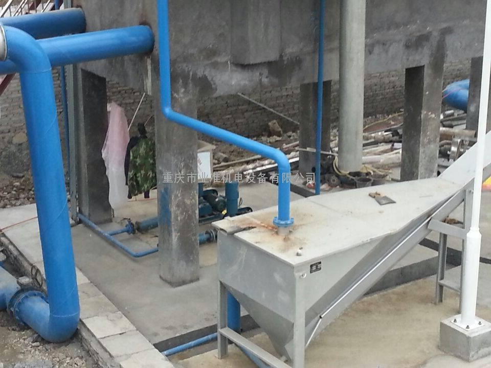 LSSF260型号螺旋式砂水分离器现货供应