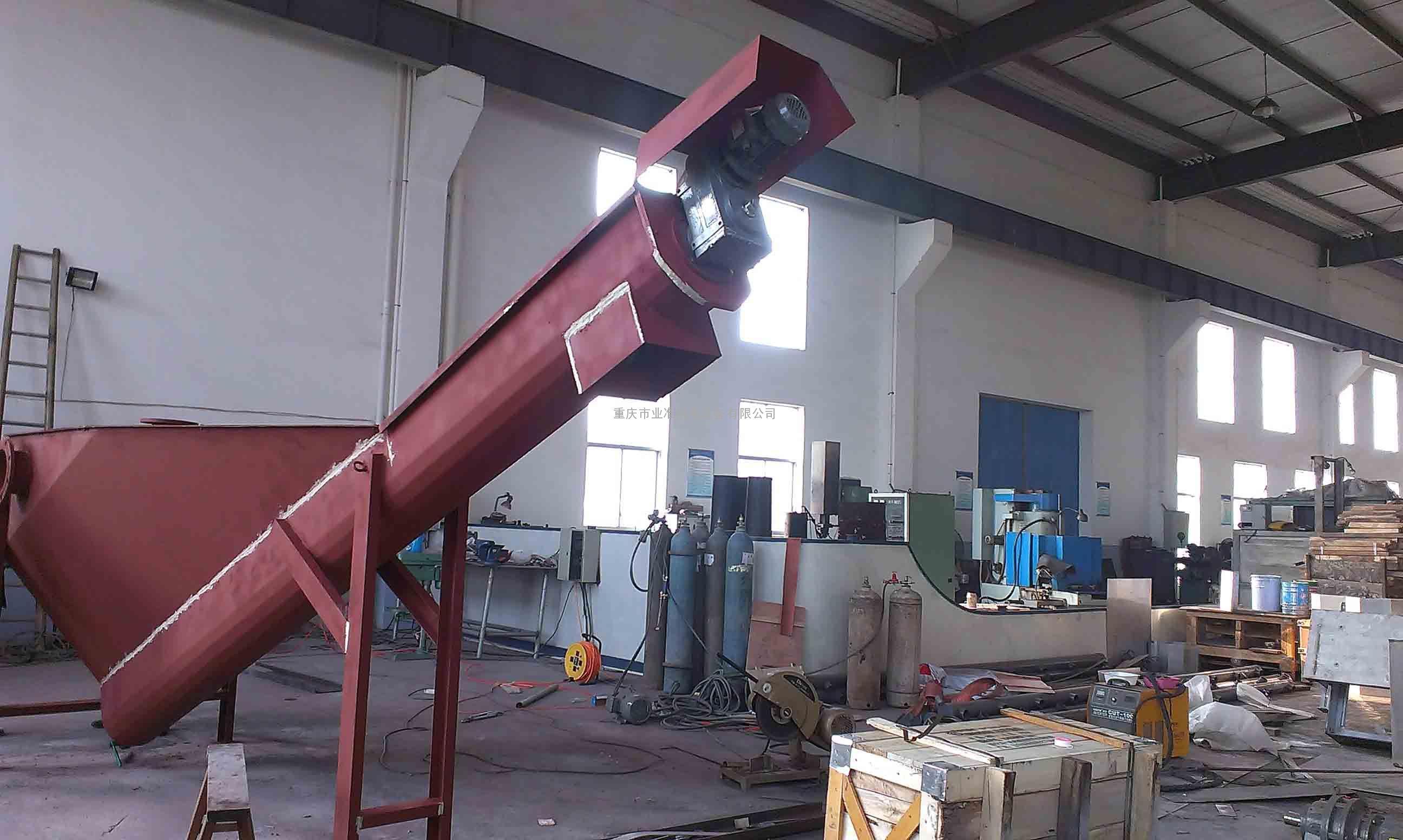 重庆贵州螺旋式砂水分离器工作原理,沃利克品牌厂家直销