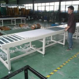 专业制造浙江万向牛眼无动力滚筒线,输送线滚筒线