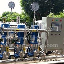 DWS管网叠压 无负压变频给水设备