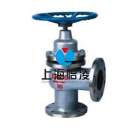 生产供应角式柱塞阀|上海怡凌UJ44SM/H角式柱塞阀