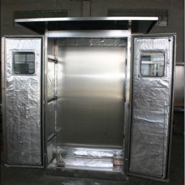 不锈钢保温机柜