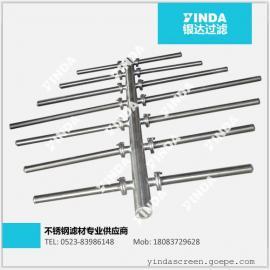 厂家直供离子交换器用不锈钢混床中排装置