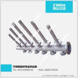 不锈钢中排 离子交换器中排装置 江苏厂家直销