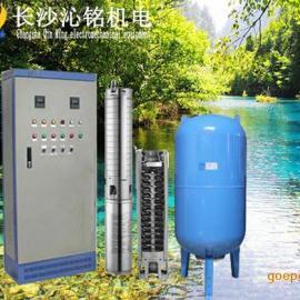 广西深井无塔变频供水设备,沁铭厂家首选