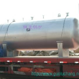山东德州卧式蒸汽储气罐