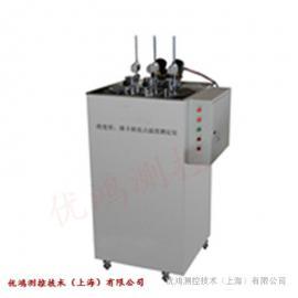 热变形维卡温度试验机