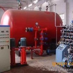 新型DLC0.4/10-6气体顶压消防给水设备