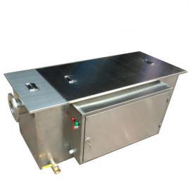 餐饮油水分离器专业生产制造高 性价比高 厨房首选油水分离设备