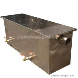 餐厨油水分离首选 绿河餐饮油水分离器 厨房专用