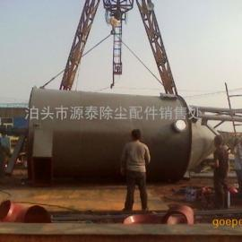 ZC型机械回转反吹风扁布袋除尘器-120