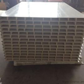 双玻镁岩棉岩棉保温板玻镁防火板净化板厂家