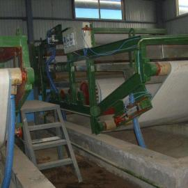 高效污泥脱水机-DYQ型带式压榨过滤机
