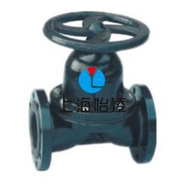 英标隔膜阀参数、生产厂家|上海怡凌EG41W英标隔膜阀