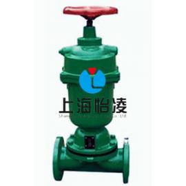 气动衬氟隔膜阀|上海怡凌G6B/K41J国标气动衬氟隔膜阀