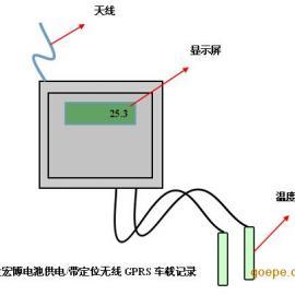 车载温度无线监控系统@新版gsp冷链车载无线监控