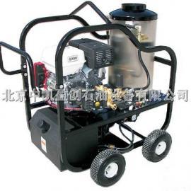 油田野外柴油机驱动热水高压清洗机POWER H2815D