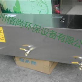重庆GS-1-30厨房油水分离器-高效-方便-便宜