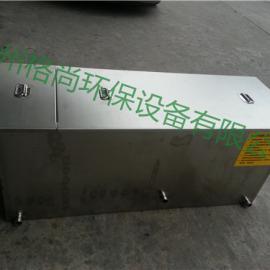 专业生产重庆小型油水分离器优质设备