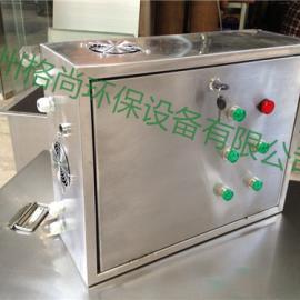 GS-1-30重庆餐饮-厨房-食堂-饭店油水分离器