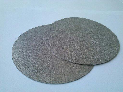 盈高气体液体用微孔金属过滤板φ60*2