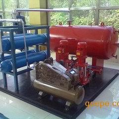 新型DLC0.6/15-9气体顶压消防给水设备