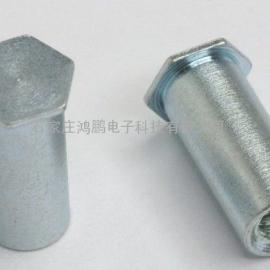 非标加工压铆螺母柱