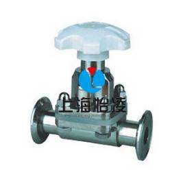 供应卫生级隔膜阀|上海怡凌SEG41W卫生级不锈钢隔膜阀