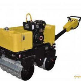 青海HH-S635全液压手扶式双钢轮压路机全国最低价