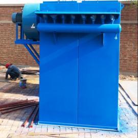 HMC单机布袋除尘器,破碎机单机布袋除尘器