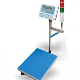 可接三色报*150公斤电子称,150kg有报警功能电子秤