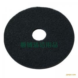 供应高品质黑色耐磨百洁垫,地板起蜡垫