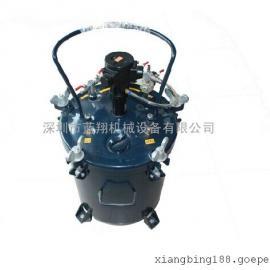 气动压力桶 自动搅拌桶 油漆搅拌桶压力罐