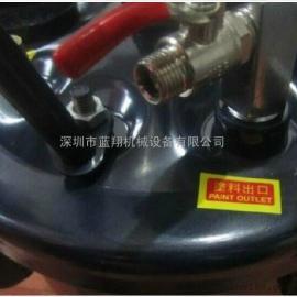 不锈钢自动搅拌喷漆压力桶/涂料桶/油漆搅拌压力罐