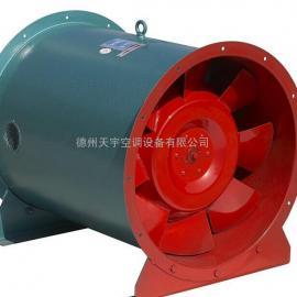 天宇XGF消防排烟风机地下车库用HTF-I双速消防排烟风机