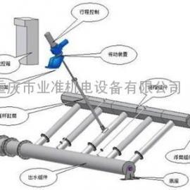 重庆XB旋转式滗水器,滗清水,自动变速,调整范围大