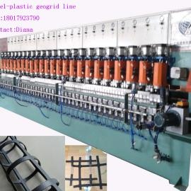 钢塑土工格栅设备,鸿劲土工格栅设备制造厂