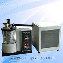 轻质石油产品浊点和结晶点测定仪 试验器