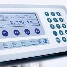 HBM数字称重仪表DIS2116/汽车衡称重仪表