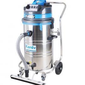 干湿两用吸尘器价格 凯德威单相式工业吸尘器