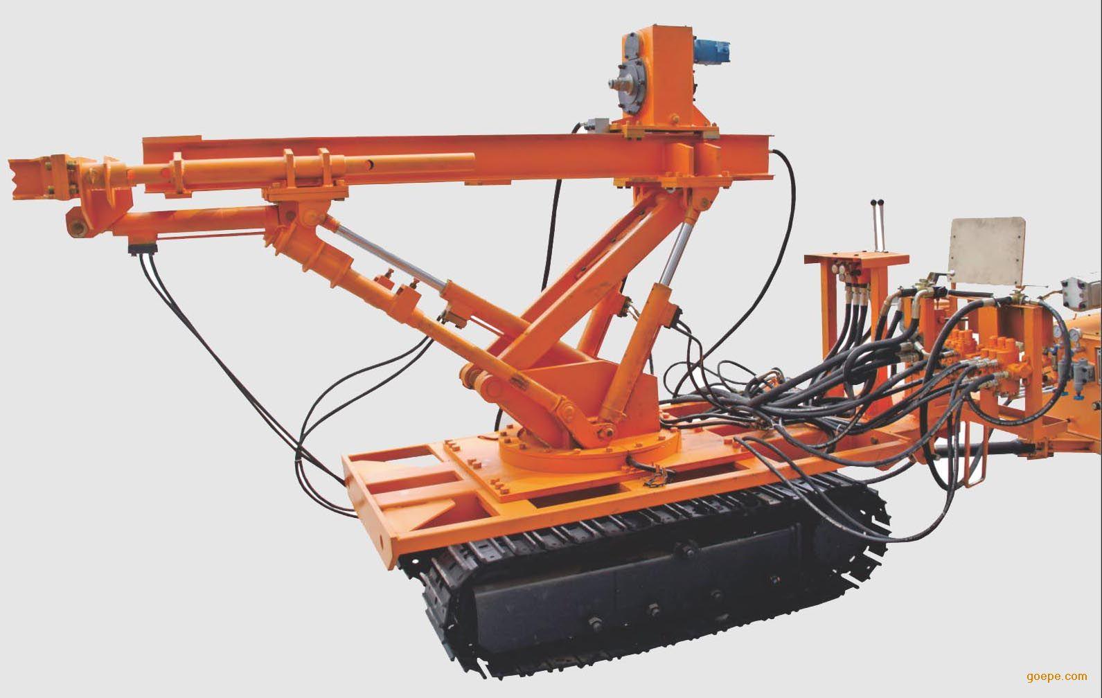 zdy-3000煤矿用全液压坑道钻机图片