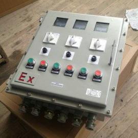 防爆控制箱价格BXK58-T 防爆控制箱ⅡC