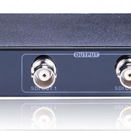 高清HD-SDI分配器,1*2 sdi分配器